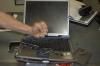 Паднал или ударен лаптоп